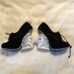 Irregular choice unicorn heels  Worn twice! Great condition! Comes with original box Irregular choice  Shoes Heels