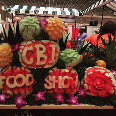 What a great time I had at my first CBI #foodshow