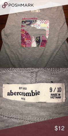 Girls Abercrombie Kids flared tee size 9/10 (0025) Girls Abercrombie Kids flared tee (0025) - size 9/10 abercrombie kids Shirts & Tops Tees - Long Sleeve