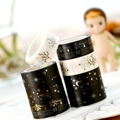 10pcs/set Golden blocking masking glod and silver adhesive japanese washi tape-in Office Adhesive Tape from Office & School Supplies on Aliexpress.com | Alibaba Group
