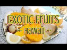 Fruits of Hawaii