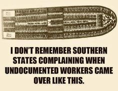 Maybe they think we pay undocumented workers too much? Maybe we should enact that free, forced labor thingy again?