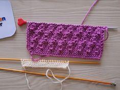 Lastikli Kahve Çekirdekleri Örgü Modeli Yapılışı Baby Knitting Patterns, My Love, Create, Vogue, Bags, Fashion, Handbags, Moda, Fashion Styles