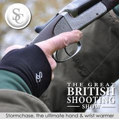 Stormchase wrist and hand warmers are the ultimate extra layer to keep you warm in the harshest of weather conditions. Using the latest technology and materials Stormchase outerwear products are designed specifically for outdoor sports and pursuits where loss of movement in the hands and fingers is not an option. Stormchase will be exhibiting at The Great British Shooting Show 2017. For more information visit http://ift.tt/1wZPHOH #stormchase #ultimate #hand #wrist #warmer #weather #products…