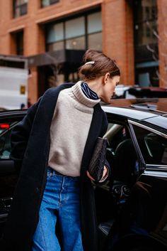 30 idées de look du jour vues sur Pinterest | Glamour