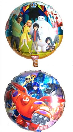 Balão Big Heroe