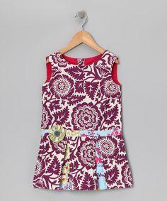 Plum Lake Taylor Dress by   Moxie & Mabel