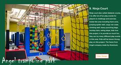 Playgrounds For Sale, Kids Playground Equipment Directly From Suppliers. Quality first and Affortable Soft Play & Jungle GYM From Angel Playground. Trampoline World, Backyard Trampoline, Playgrounds For Sale, Heavy Punching Bag, Jumping Spider, Cargo Net, Jungle Gym, Soft Play