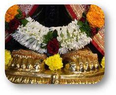 Today's Darshan Holy Feet of Lord Balaji Pune Lord Balaji, Pune, Gods Love, Holi, Spiritual, Table Decorations, Home Decor, Decoration Home, Love Of God