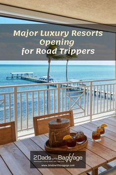 Major Luxury Resorts Opening for Road Trippers - 2 Dads with Baggage Topping Rose House, Four Seasons Orlando, Nashville Downtown, San Ysidro Ranch, Hotel Bel Air, South Beach Hotels, Luxury Resorts, Road Trippers, Family Vacation Destinations