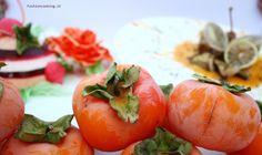 Arancio kaki, autunno dolce e salato