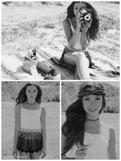 #LuciaSophia modeled for pearl yukiko
