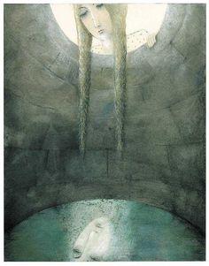 Polskie Baśnie i Legendy (Polish Tales and Legends) / Selected by Grzegorz Leszczyński/ Nowa Era, Poland, 2006. Illustrator: Maria Ekier