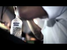 Absolut Glimmer - Write with light - YouTube