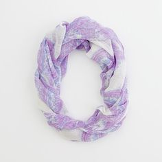 j.crew factory printed scarf