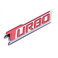 car styling 3D stickers TURBO LOGO metal Emblems Badges accessories For Chevrolet cruze Malibu XL Captiva Camaro Sail Aveo Trax