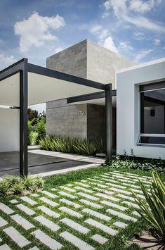 Best Ideas For Modern House Design & Architecture : – Picture : – Description Modern Home Design by the Urbanist Lab Contemporary Architecture, Interior Architecture, Minimalist Architecture, Contemporary Garden, Chinese Architecture, Futuristic Architecture, Landscape Architecture, Design Exterior, Modern Exterior