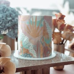 Instagram Cool Wedding Cakes, Wedding Desserts, Contemporary Wedding Cakes, Ice Cake, Buttercream Cake, All The Colors, Photo And Video, Couples, Sweet