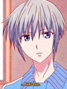 fruits basket he gets so shook Fruits Basket Quotes, Fruits Basket Manga, Manga Anime, Anime Guys, Amaama To Inazuma, Yuki Sohma, Version Francaise, Cute Anime Pics, Free Anime