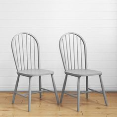 Buy Windsor Dining Chairs in Grey Wood Set of 2 - Rhode Island from - the UK's leading online furniture and bed store Windsor Dining Chairs, Solid Wood Dining Chairs, Dining Chair Set, Dining Sets Uk, Dining Rooms, World Market Dining Chairs, Chiavari Chairs, Bent Wood, Painted Chairs
