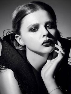 Chloë Moretz by Patrick Demarchelier
