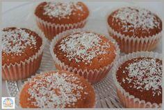 Kokos Cupcake