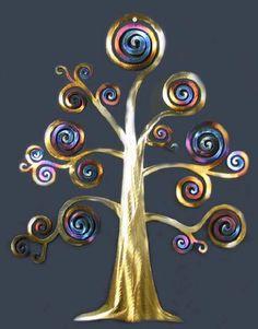 the tree of life Spiral Tree, Maori Designs, Nz Art, Maori Art, Kiwiana, Tree Forest, Aboriginal Art, Klimt, Tree Art