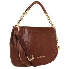 Michael Kors Medium Stanthorpe Convertible Shoulder Bag, Mocha