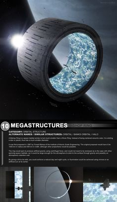 Megastructures 10 Bishop Ring by https://www.deviantart.com/artofsoulburn on @DeviantArt