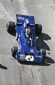 1973 Francois Cevert. Gone so fast , leave his print and great charismatic attitude !