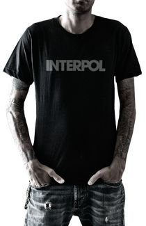 Interpol shirt. Someone buy this for me!