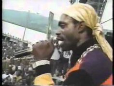 Ninjaman - Reggae Sunsplash 1992 Di king of sting