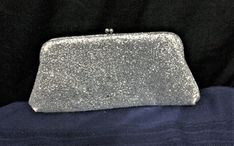 Your place to buy and sell all things handmade Vintage Ladies, Vintage Hats, Mom And Grandma, 1960s Fashion, Silver Glitter, Fashion Handbags, Vintage Silver, Mauve, Coin Purse