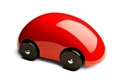 Playsam - Streamliner Classic Car Red - The Streamliner Classic Car has been selected as a Swedish Design Classic by the museum for its inventive style and sleek surface. Pinewood Derby Cars, Play Vehicles, Wooden Car, Wooden Blocks, Car Colors, Swedish Design, Scandinavian Design, Designer Toys, Wood Toys