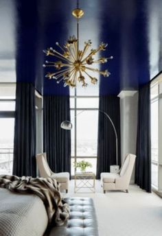 28 Bold Ceiling Decor Ideas That Completely Change The Space