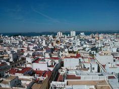 Cádiz, Andalucía San Francisco Skyline, Trips, Travel, Viajes, Traveling, Destinations