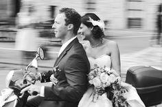 Tuscany Wedding @ Castello Di Meleto in Black & White | Willy & Meghan