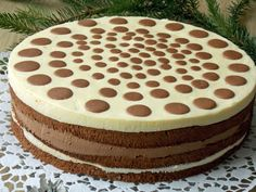 Mleczny tort serowy | KuchniaMniam Tiramisu, Ethnic Recipes, Food, Essen, Meals, Tiramisu Cake, Yemek, Eten