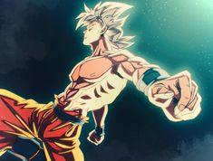 Goku Ultra Instinct