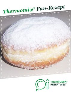 Weltbeste Berliner Worlds best Berliner by A Thermomix ® recipe from the category baking sweet on www.de, the Thermomix ® Community. Cake Recipes, Snack Recipes, Snacks, Thermomix Desserts, Coconut Recipes, Christmas Cooking, Food Cakes, Ice Cream Recipes, Cake Topper Banner