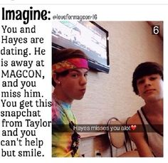 I can't stop smiling after seeing this Teen Wolf Imagines, Magcon Imagines, Hayes Grier Imagines, Jacob Sartorius Imagines, Youtube Vines, Bae, Relationship Goals Text, Boy Celebrities, Matthew Espinosa