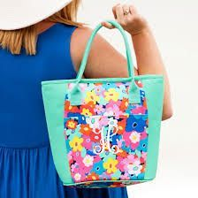 Poppy Cooler Tote