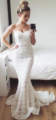 40 Best Beach Wedding Dresses images in 2019  853115fd6968