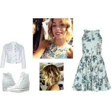 Violetta Outfits, Teen Girl Fashion, Teenage Outfits, Date Outfits, Types Of Fashion Styles, Everyday Fashion, Fancy, Couture, Iphone