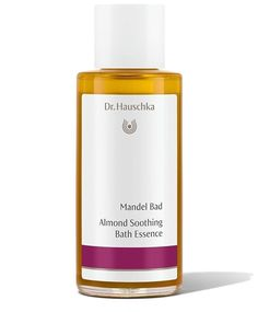 """Take your bath to the next level with Dr. Hauschka's Almond Soothing Bath Essence. """"You only need to use a little of it to transform bath time."""""""