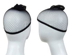 ASX Design Weaving Mesh Wig Caps Open Top  Black 2 Pack -- Check out this great product.(This is an Amazon affiliate link and I receive a commission for the sales)