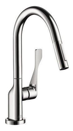 Axor Citterio Single Handle Deck Mounted Kitchen Faucet