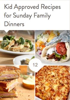 recipes for sunday family dinners more family dinners dinner ideas