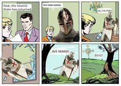 Deus Volt! (Not actually)