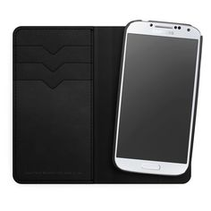 LAB.C Smart Wallet Case [Black], Futerał+etui 2w1 dla GALAXY S4